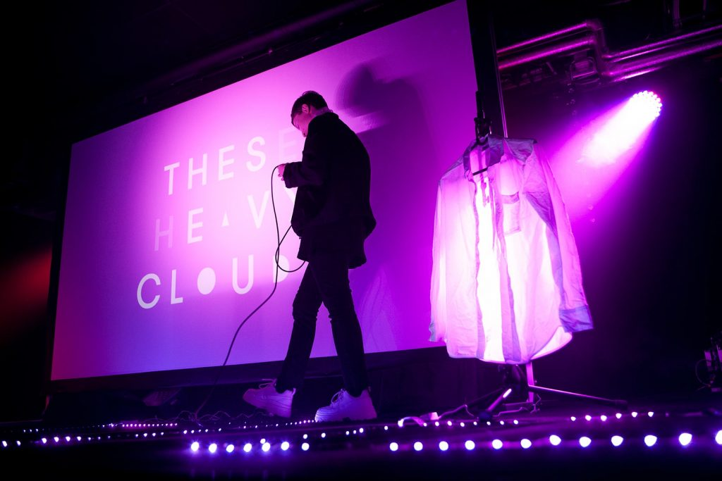 Konserfotografering för These Heavy Clouds - av Fotograf Engström, konsertfotograf Linköping, Norrköping, Östergötland